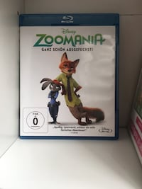 Walt Disney Zoomania Bluray 6582 km
