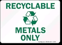 Hauling removal of metals/ Recycling /Junk Removal Burton