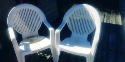 Patio Chairs /sets of fours