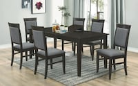 New Table Set - 7 Pieces 552 km