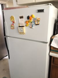 COLDSPOT White Fridge