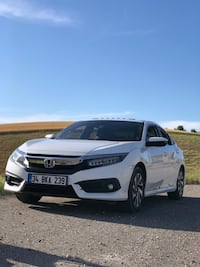 Memurdan 2018 Honda Civic 1.6 EXECUTIVE ECO OTM BENZIN