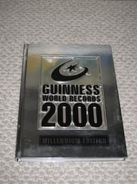 Guinness Book of World Records 2000 - The Millennium Edition Calgary