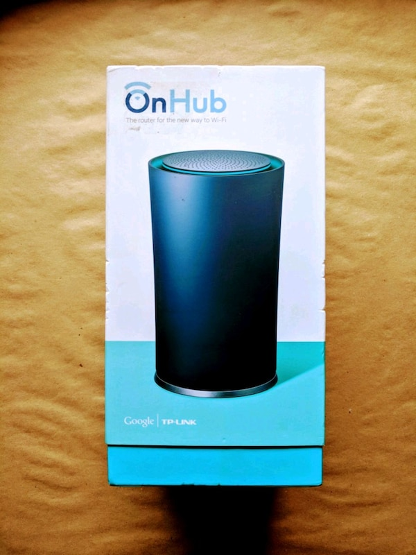 GOOGLE TP-LINK WI-FI ROUTER