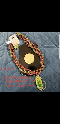 Handmade By Me Cloisonne Necklace Palm Bay, 32907