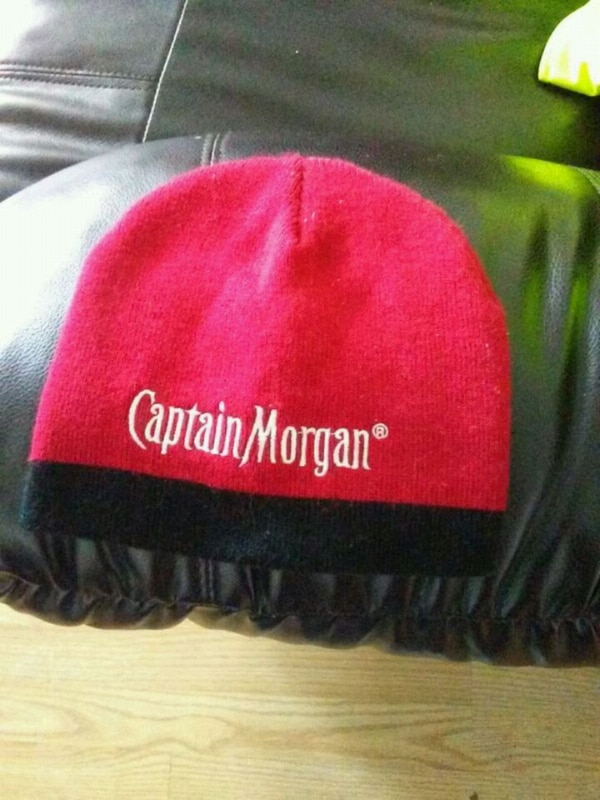 1d49faeac88 Used Captain Morgan Winter Hat for sale in Janesville - letgo