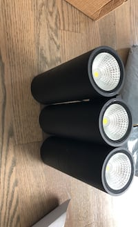 Outdoor LED wall light fixtures