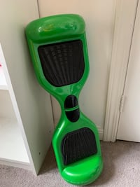 Green Self Balancing hoverboard for sale