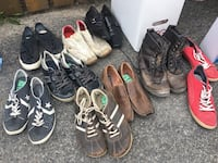 Various men's shoes size 10 10.5 11 Niagara Falls, L2E 1Z1