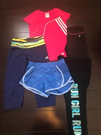 Great Condition! Girls Size Med Athletic Wear Mississauga, L5M 6W5