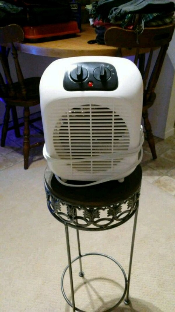 Space heater.