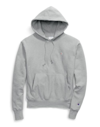 Brand New Men`s Champion Reverse Weave Hoody in Oxford Grey . Toronto