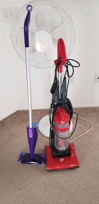 Vacuum cleaner, swiffer, fan Las Vegas