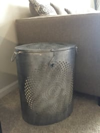 "Metal ""hamper""  Fairfax, 22033"