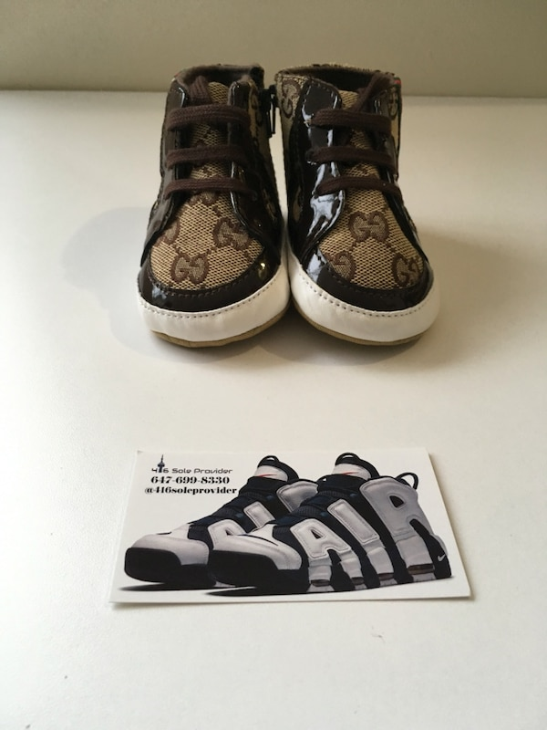 84b86e20c Used Baby Gucci Shoes for sale in Toronto - letgo