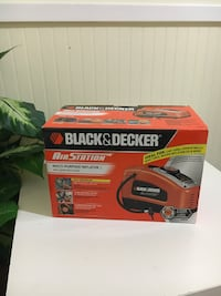red and black Black & Decker jigsaw box Germantown, 20874