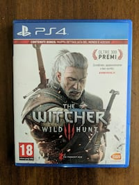 The Witcher - Wild Hunt per PS4 Città Metropolitana di Venezia, 30031