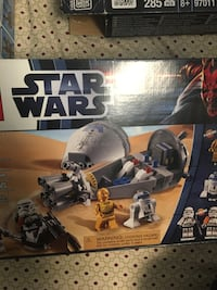 Star Wars LEGO opened