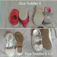 Toddler size 5 shoes !  Falls Church, 22041