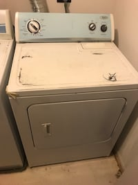 Fridge, washer and dryer and deep freezer $75 a piece washer and dryer as a set Frederick, 21701