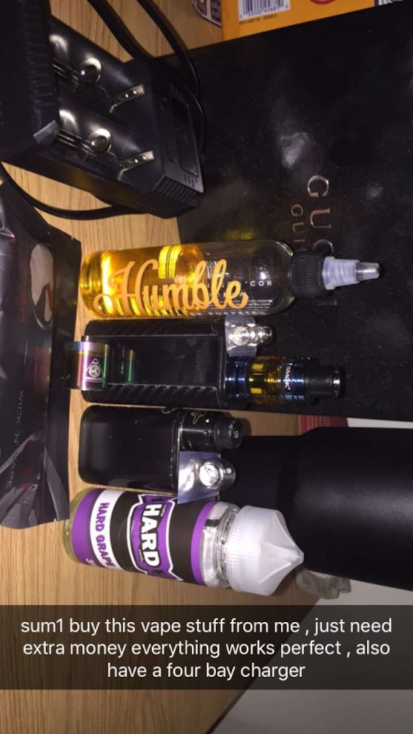 ca3d3b26 Used Vape Stuff for sale in Tinley Park - letgo