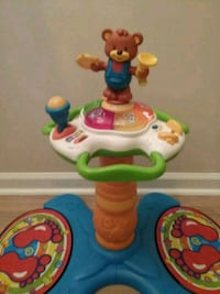Vtech sit to stand dancing tower  146 mi