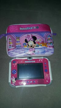 Minnie mouse innotab3 s tablet