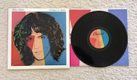 "Billy Squier ""Emotions In Motion"" vinyl lp  Laguna Niguel, 92677"