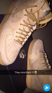 Af1 hml if you want to buy no low balling  Richmond, 77407