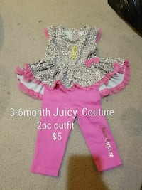 Juicy Couture 2pc