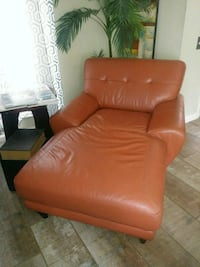 Genuine leather chaise Tampa, 33619