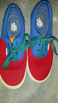 Vans Era Color Block Skate Shoes