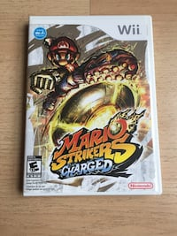 Mario Strikers Charged (Nintendo Wii) Vancouver, V6A