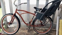 orange and black cruiser bike Woodbridge, 22193