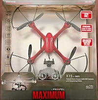 New christmas packege. Or buy single drone RC Langley, V1M 0B2
