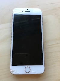 iPhone 6s med 64gb i Rose Gold OSLO