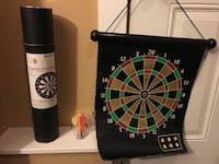Dart game board  Port Coquitlam, V3B 3P3