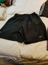 Soccer shorts 3 pair  size large