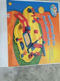 Sand and water play set Langley, V2Y 3G1