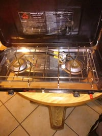 black and gray gas stove Tucson, 85706