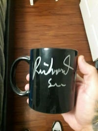Signed mug by the old man on pawn stars  Bakersfield, 93309
