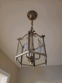 Lighting Fixture latern pendant chandelier (obo) Clifton, 07012