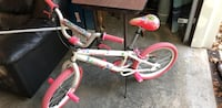 Toddler's white and pink bicycle Cary, 27513