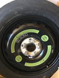 Spare 16 inch tire for Mercedes new Mississauga, L5N 6Z4
