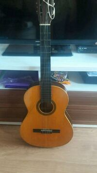 Guitarra con funda Madrid, 28035