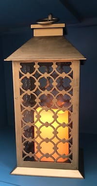 Lantern with led candle  Joliet, 60586