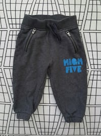 EUC Joe Fresh Age 1 Grey (High 5) Pants Milton