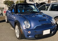 Mini - Cooper Convertible S - 2005 Surrey, V3T 5P3