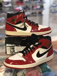 Patent Chicago 1s Size 10.5 Silver Spring, 20902