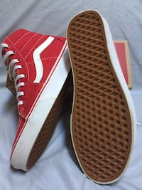 Shoes -Vans Ward Hi Skate-Men's Size 10.5 Woodbridge, 22191